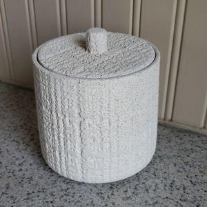 Ceramic Cotton Jar